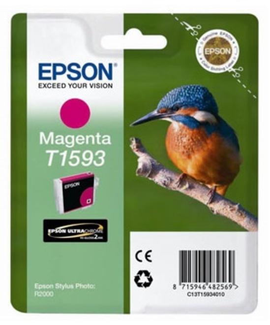 EPSON encre magenta (r2000).