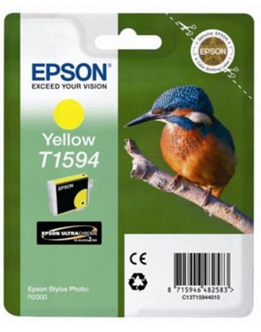 EPSON encre jaune (r2000).