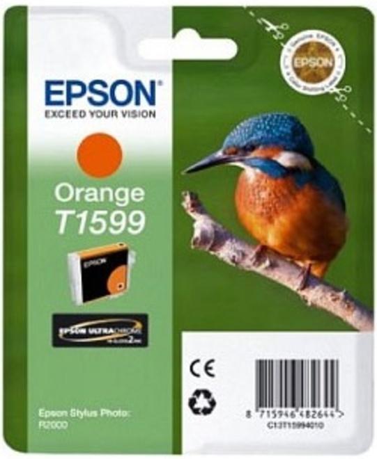 EPSON encre orange (r2000).
