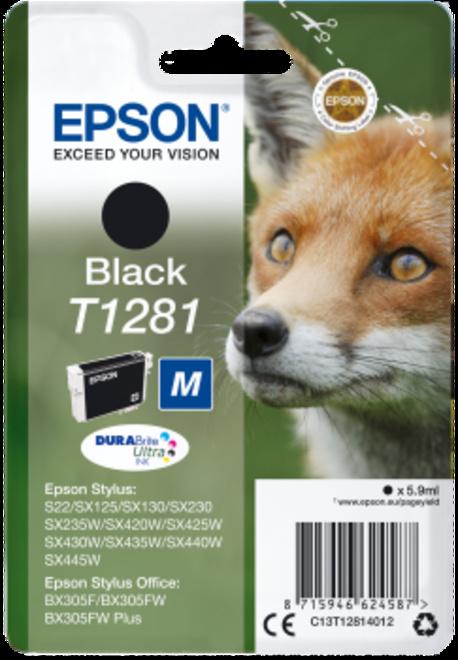 EPSON noir s22/sx125/420w/425w/bx305f