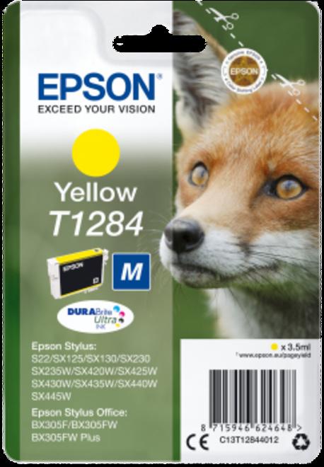 EPSON jaune s22/sx125/420w/425w/bx305f