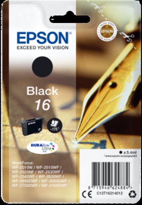 EPSON noir.serie stylo a plume.175p.
