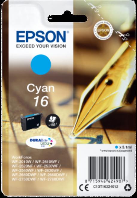 EPSON cyan.serie stylo a plume.165p.