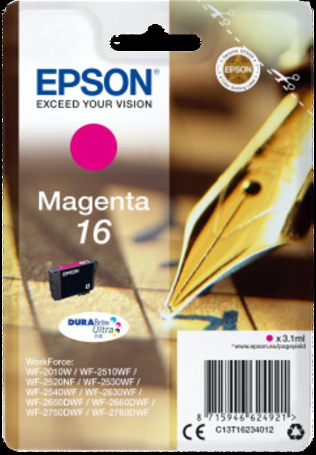 EPSON magenta.serie stylo plume.165p.