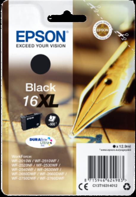 EPSON cart plume XL noire.