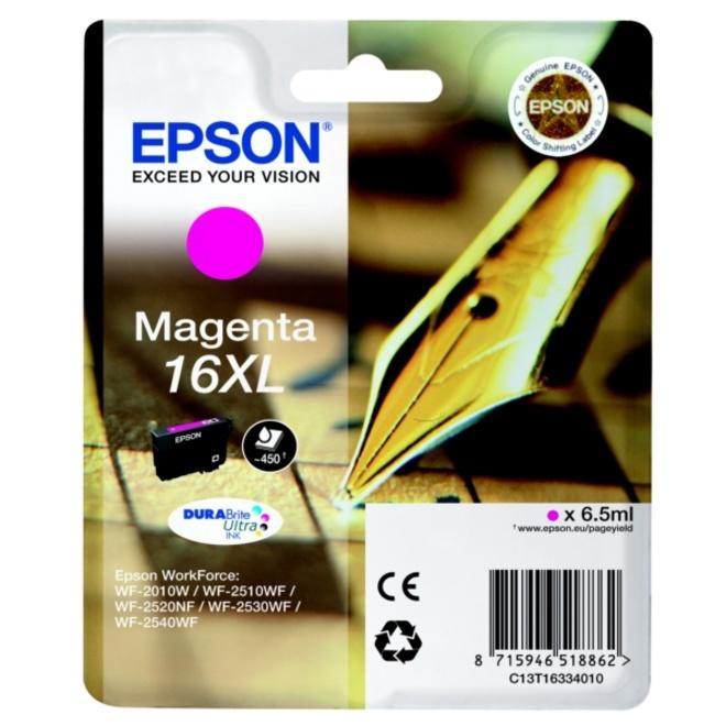 EPSON cart plume XL magenta.