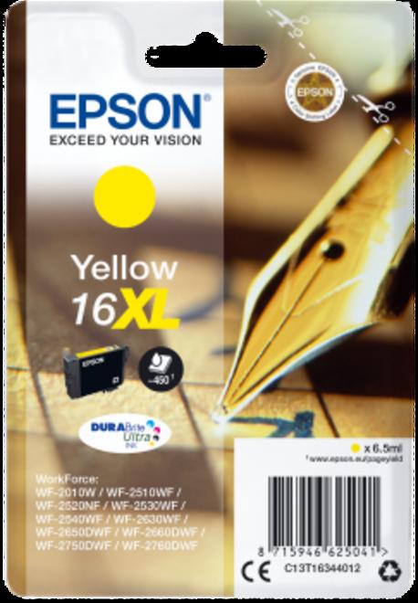EPSON cart plume XL jaune.