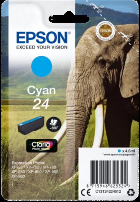 EPSON cart ELEPHANT bleu.