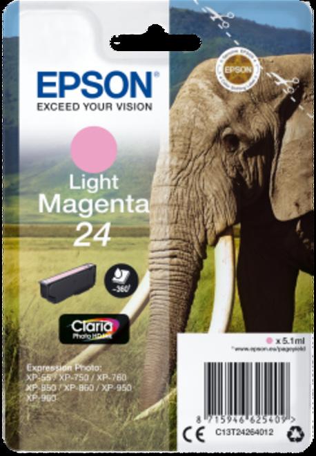 EPSON cart ELEPHANT photo magenta.