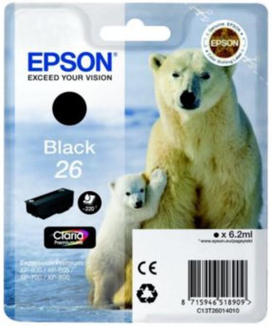 EPSON noir.serie ours polaire.220p.