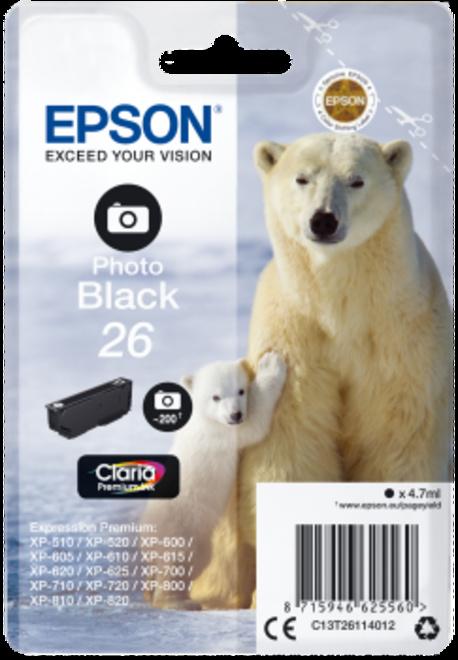 EPSON noir photo.s ours polaire.200p.