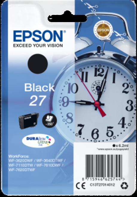 EPSON cart black reveil pr wf77.