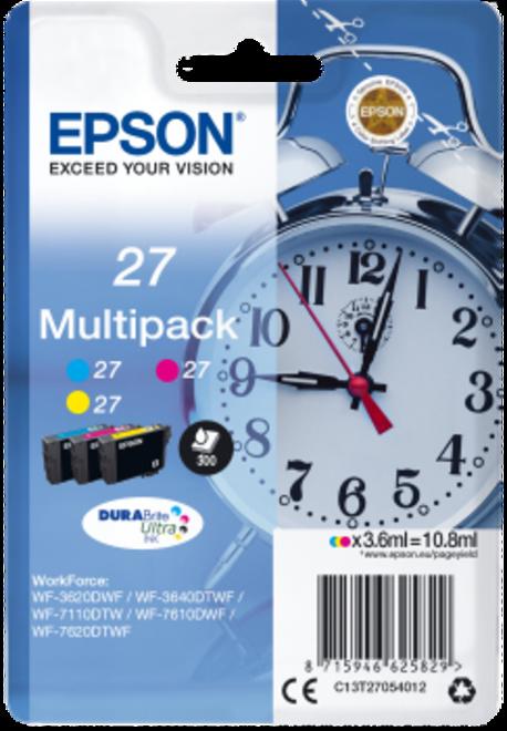 EPSON pack 3 cart reveil pr wf77.