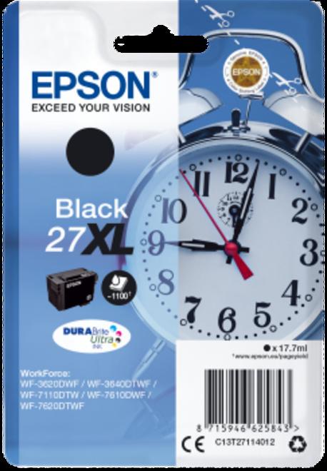 EPSON cart noire XL reveil pr wf77.