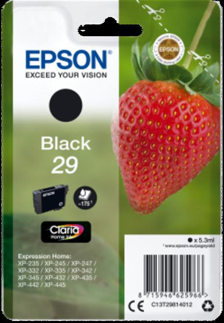 EPSON noire serie fraise type 29.