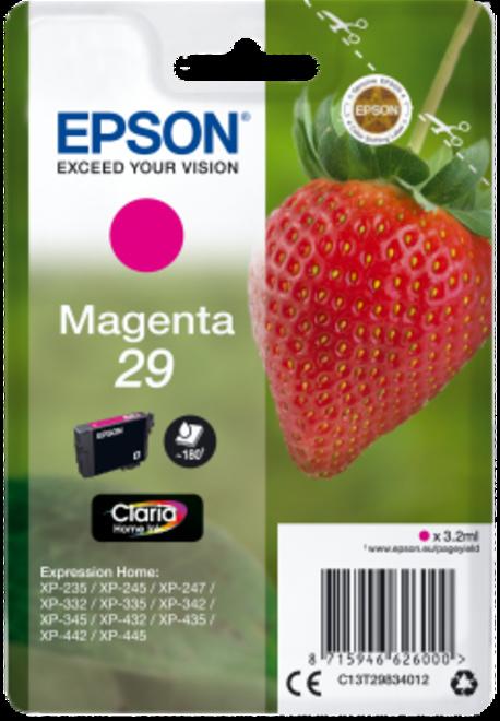 EPSON magenta serie fraise type 29