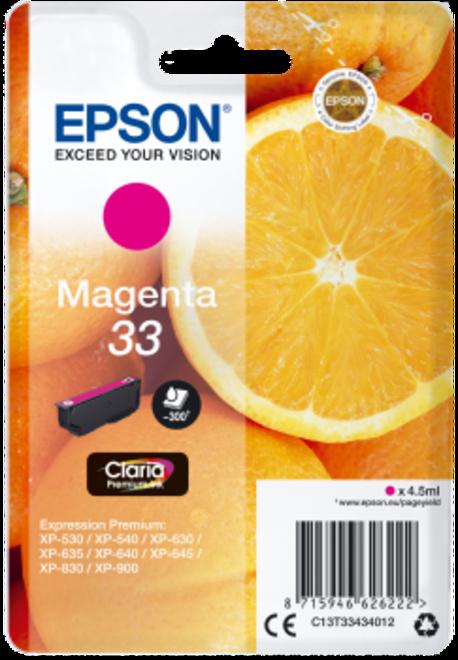 EPSON cart MAGENTA.serie ORANGE.