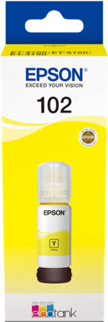 EPSON reservoir 70ml jaune EPSON 102
