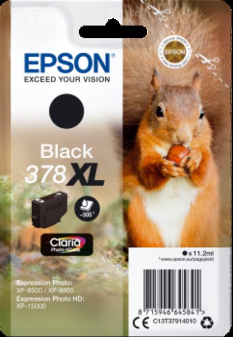 EPSON cart noir XL ecureil pr xp 8500.