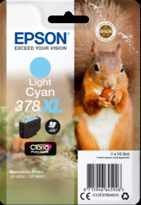 EPSON cart photo cyan XL ecureil pr xp 8500.