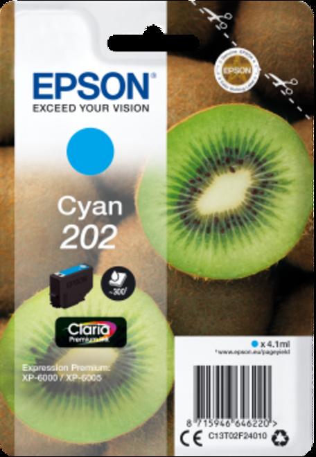 EPSON cart cyan kiwi pr xp 6000.