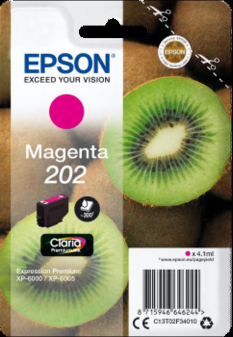 EPSON cart magenta kiwi pr xp 6000.