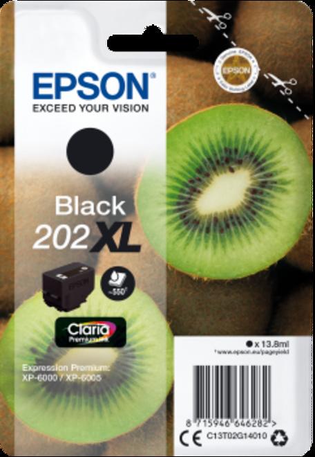 EPSON cart noire xl kiwi pr xp 6000.