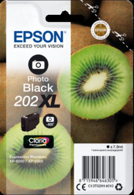 EPSON cart noire photo xl kiwi pr xp 6000.