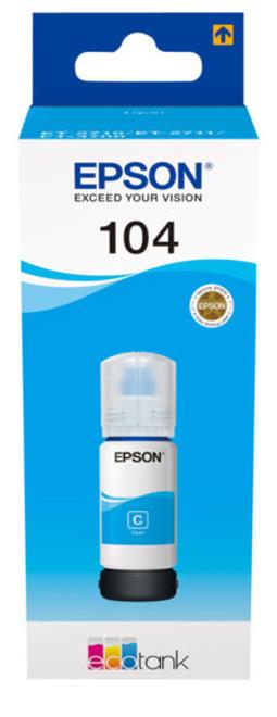 EPSON reservoir encre 104 bleu