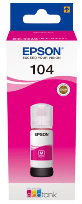 EPSON reservoir encre 104 magenta
