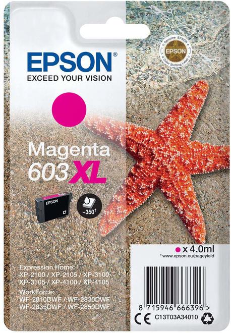 EPSON cart magenta XL etoile de mer