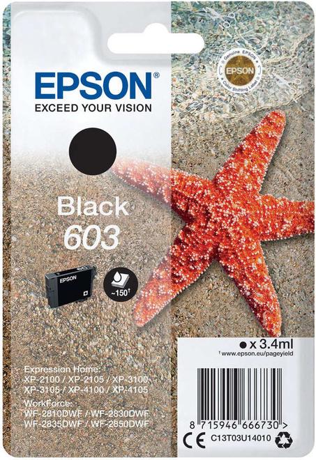 EPSON cart noire etoile de mer