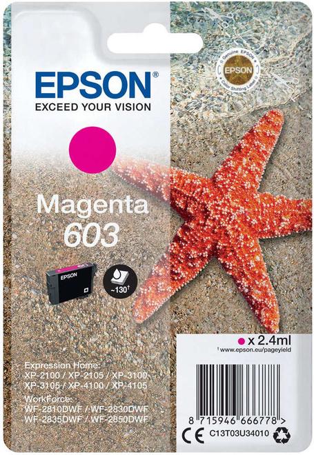 EPSON CART MAGENTA ETOILE DE MER