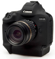 EASYCOVER Coque silicone Canon 1Dx/1Dx MkII noir