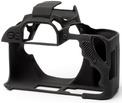 EASYCOVER Coque silicone Canon 200D / SL2 Noir