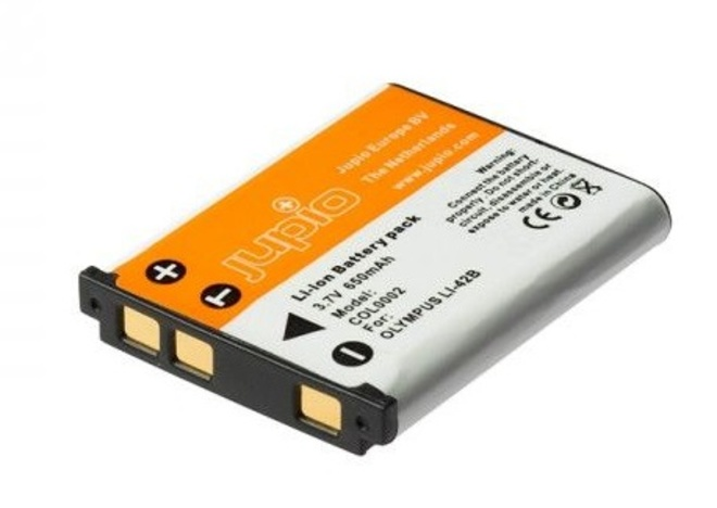 JUPIO BATTERIE COMPATIBLE FUJI NP-80