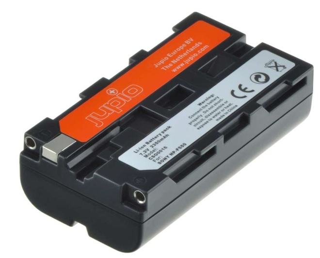 JUPIO BATTERIE COMPATIBLE SONY NP-F550