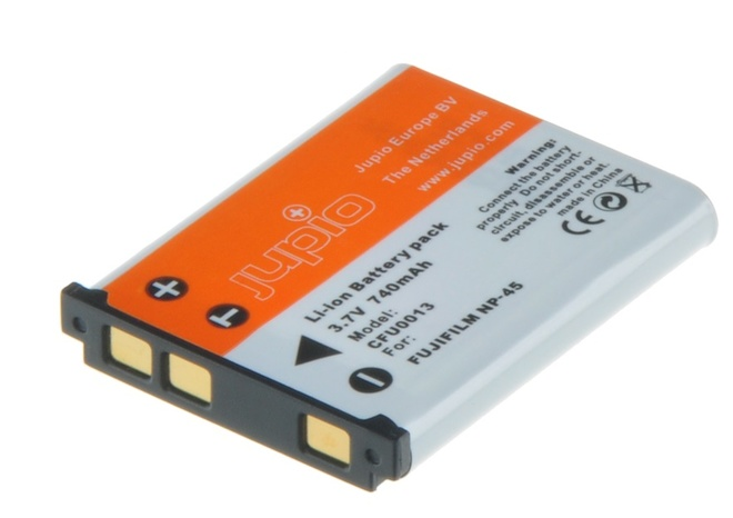 JUPIO BATTERIE COMPATIBLE FUJI NP-45