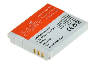 JUPIO BATTERIE COMPATIBLE CANON NB-6LH