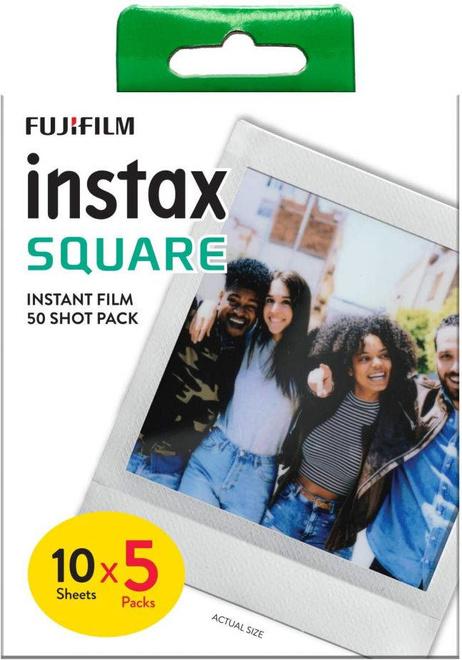 FUJI FILM INSTAX SQUARE 5X10V