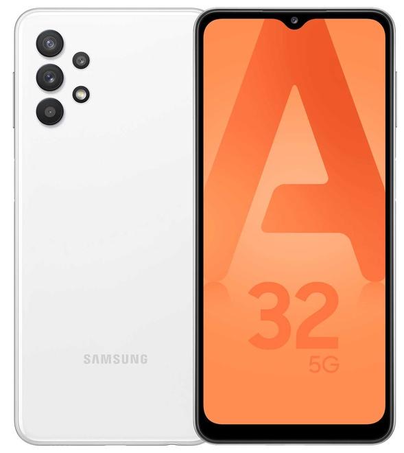 SAMSUNG GALAXYA325GBLANC