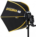 SMDV Diffuseur SpeedBox 60 hexagonal.