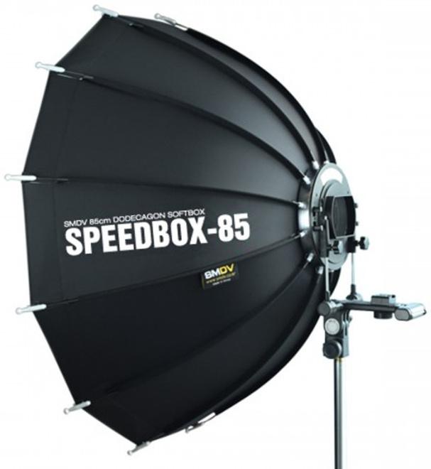 SMDV Diffuseur Speedbox 85 BRIHT 360.