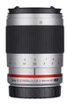 SAMYANG 300/6.3 ED UMC CS Fuji X Argent