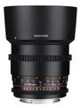 SAMYANG 85/T1.5 VDSLR II Nikon