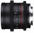 SAMYANG 21/T1.5 CINE ED AS UMC CS SONY E