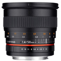 SAMYANG 50/1.4 AS UMC Canon