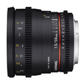 SAMYANG 50/T1.5 VDSLR Nikon