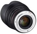 SAMYANG 50/T1.5 VDSLR Sony E