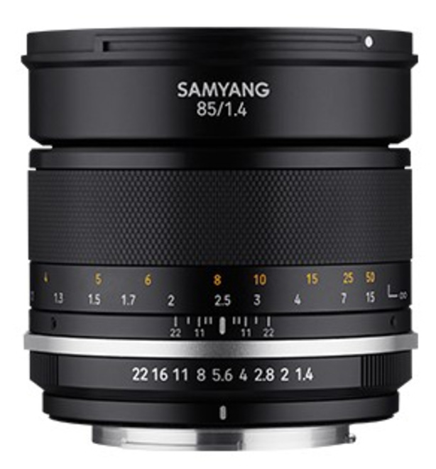 SAMYANG 85/1.4 MF MK 2 SONY E